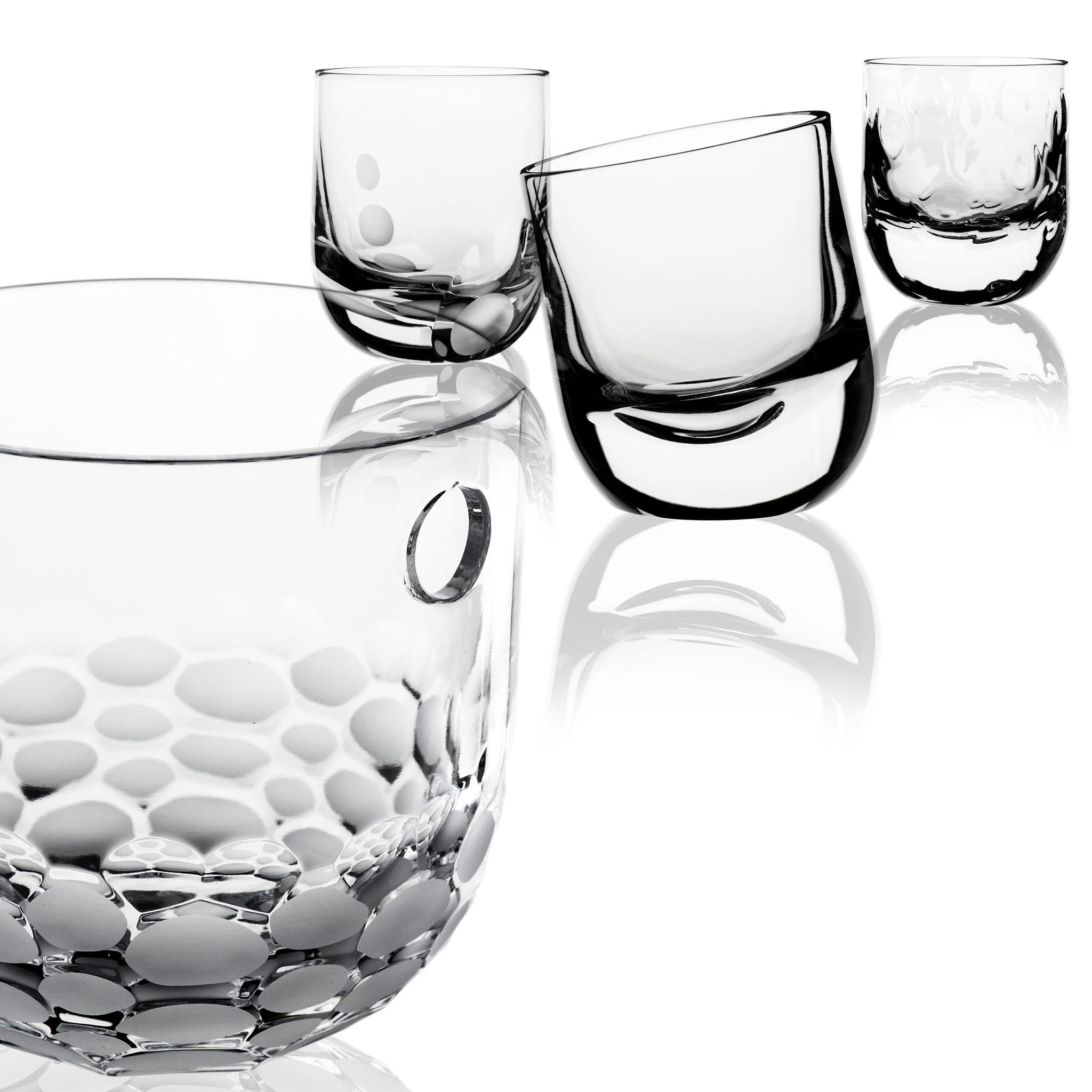Crystal glasses wholesale